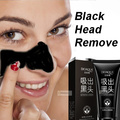1pc Face care black mask facial mask Nose Blackhead Remover Acne skin Treatment sleeping Peeling off dots