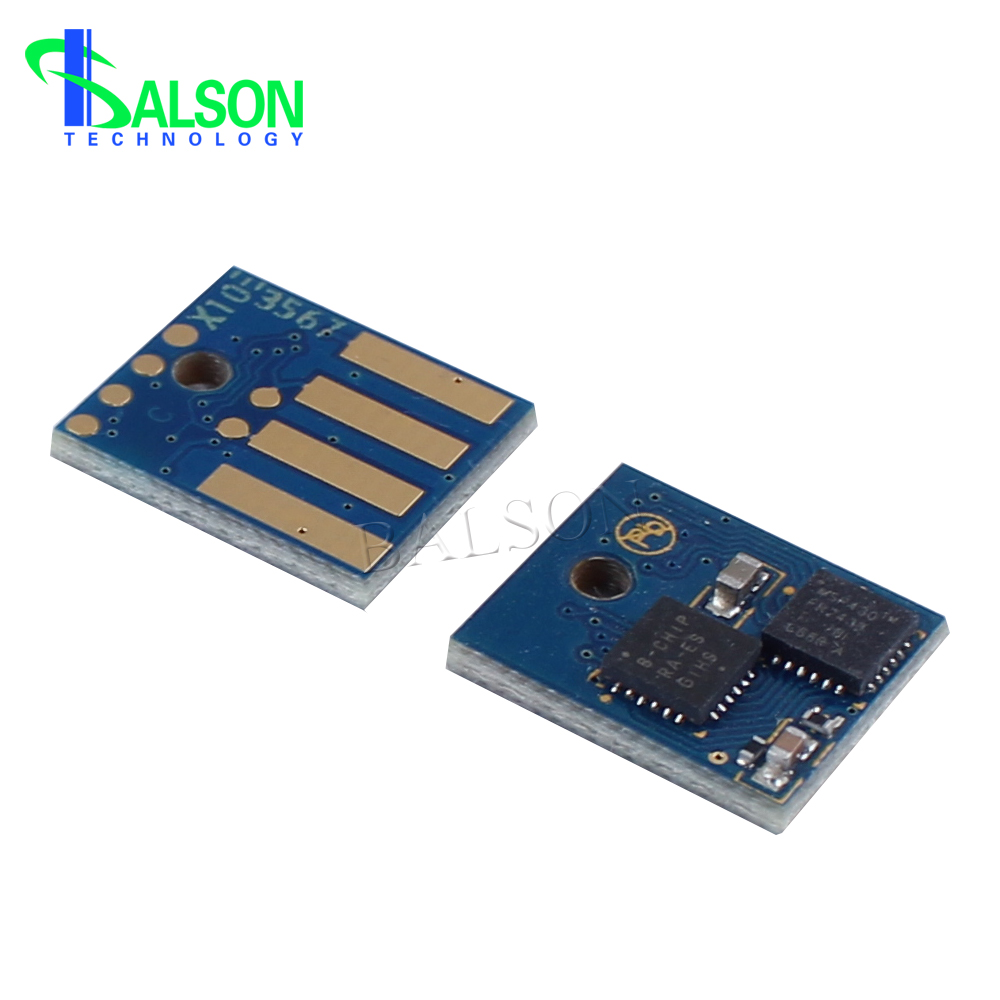 50F2H00 (502H) compatible toner reset chip for lexmark MS310 MS410 MS510 MS610 cartridge chips 5K