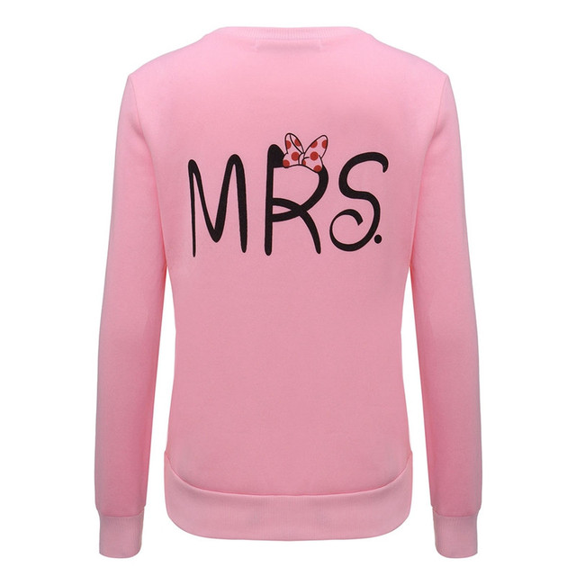 Partnerské štýlové svetre Mr & Mrs pre páry
