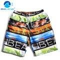 Cubierta de onda floja grande hombres sheahan código ocio playa pantalones cinco pantalones cortos de grasa caliente seco
