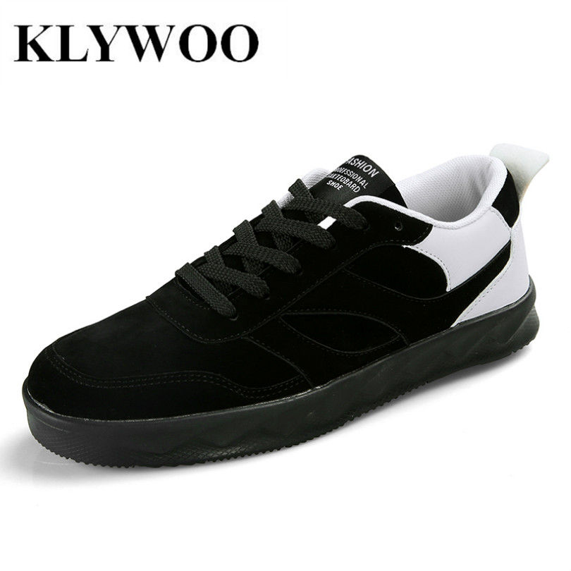 KLYWOO Autumn Winter Mens Casual Shoes Moccasins Pig Leather Krasovki Men Sneakers Summer Luxury Brand Fashion Men Boat Shoes
