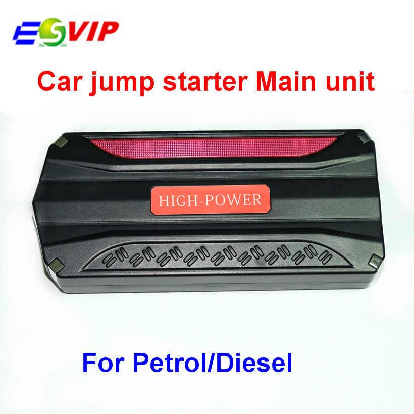 Car Jump Starter Battery Main Unit  Without Other Part Only Main Unit