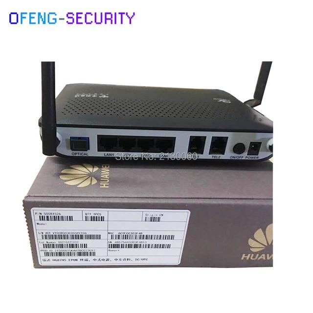 Huawei HG8245 Gpon, huawei EchoLife HG8245 GPON ONT 4FE+2PORTS+ WIfi +USB GPON ONU (4FE+2Port+1USB+Wifi)English firmware SIP