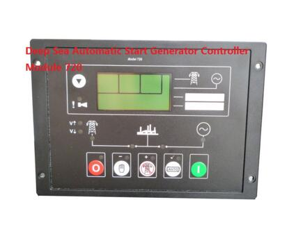 made in china Deep sea Generator Controller 720 replace DSE720,control panel DSE720 free shipping deep sea generator set controller module p5110 generator control panel replace dse5110