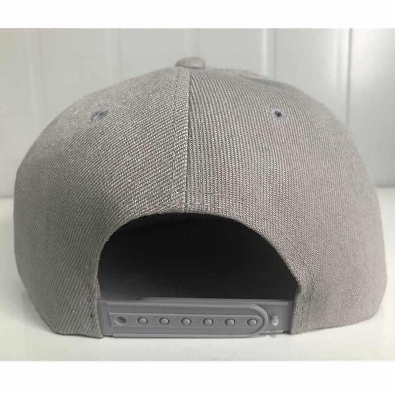 عداء ببطء القبعات الرجال النساء البيسبول قبعات Snapback الألوان الصلبة القطن العظام الأوروبية نمط الكلاسيكية موضة