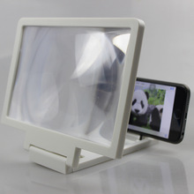 New 3D Mobile Phone Screen Amplifier HD Glass Stand