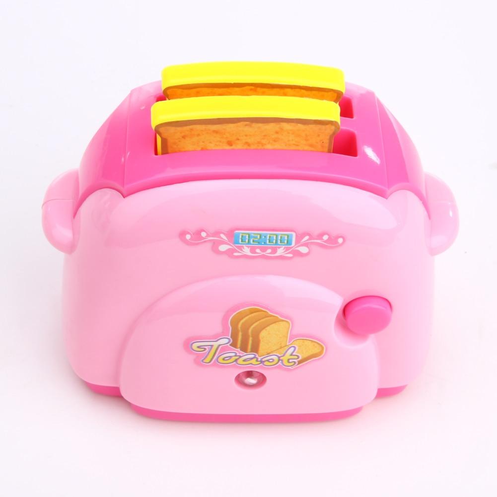 2017-Baby-Kitchen-Toys-Mini-Toaster-with-Light-Classic-Toys-Pretend-Play-Kitchen-Toys-for-Children-Kids-Boys-Pink-Kitchen-Toy-3