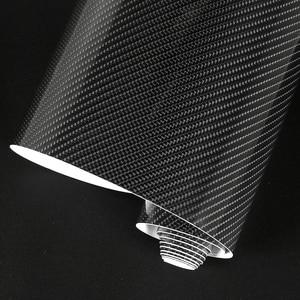 Автомобильный Стайлинг 200mmX1520mm 5D углеродное волокно виниловая пленка высокая глянцевая основа автомобильные наклейки аксессуары Водонепроницаемая Розничная упаковка
