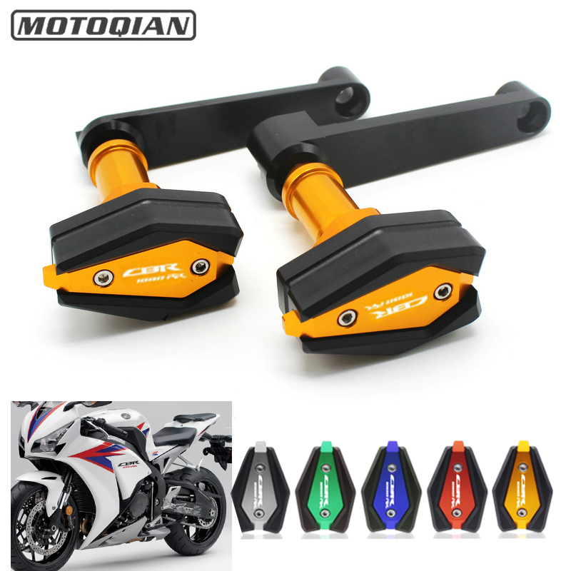 Motorcycle Accessories Protection Frame Slider Fairing Guard Crash Protector For Honda CBR1000RR CBR 1000 RR 2008-2014 for honda cbr1000rr cbr 1000rr cbr 1000 rr 2006 2007 motorcycle frame sliders crash engine guard protection pad side shield