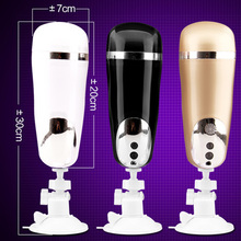 Masturbation Cup Sex Toys For Men Pocket ,Pussy Male Masturbator Sex Machine With Suction Cup Adult Sex Product men Masturbator