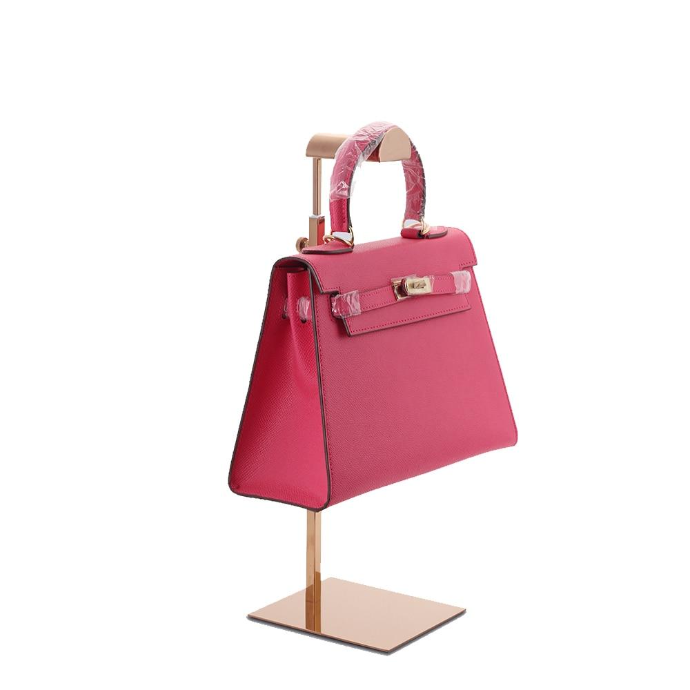 10pcs Crust -shape Bag Display Rack Women Handbag