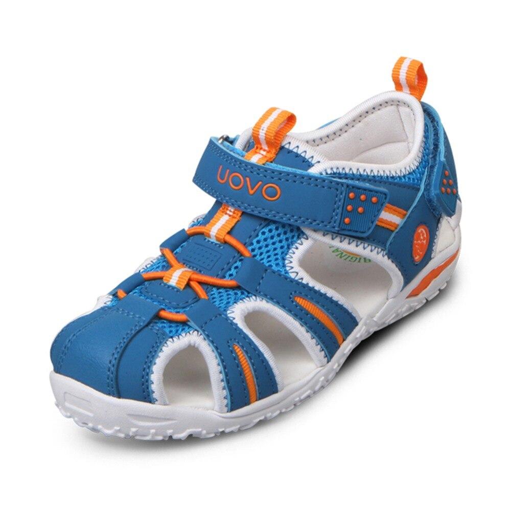 Verano 2019 Punta Cerrada Y Sandalias Marca Diseñador Niños De Para Niñas Zapatos Moda Playa Uovo tQCrsdh