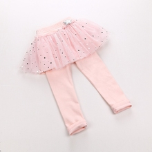 Chumhey Spring Little Girls Clothing Sets 95% Cotton High Quality Tops + Tutu Skirts Pants Kids Clothes Children Clothing Pink