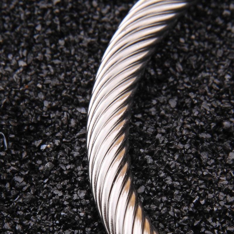 ade00b5fad92a7 stainless steel raven Bracelet Indian Jewelry Fashion Accessories Viking Bracelet  Men Wristband Cuff Bracelets For Women Bangles