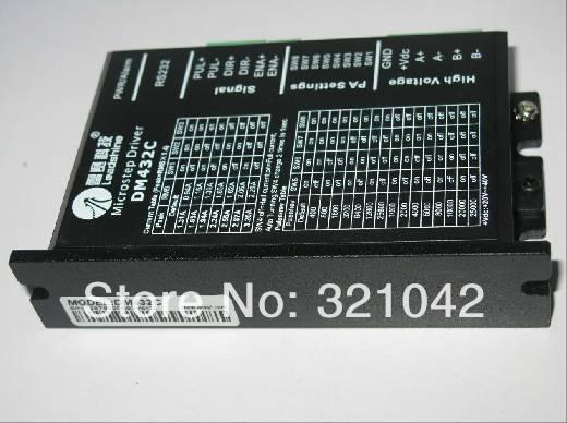 Leadshine 2-phase DSP Based Digital Stepper Drive DM Series DC18-40V 0.5-3.2A DM432C polaris phb 0528 блендер