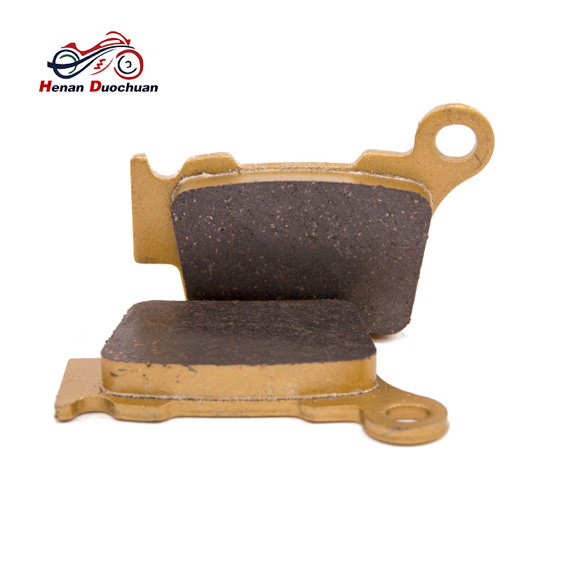 Motorcycle Rear Brake Pads For KTM SX EXC XC 125 150 200 250 300 400 450 SX-F EXC EXC-F 250 450 500 SMR SX EXC XC 525 #b image