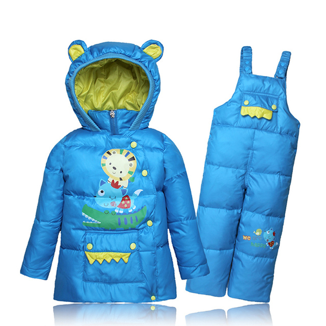 3d9209246 fashion Baby boys and girls jacket winter Duck Down Children s ...