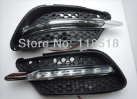 Superb Daytime Run Daylight drl DRL for Mercedes Benz AMG W204 C300 C260 2007 2010 ,Free Shipping