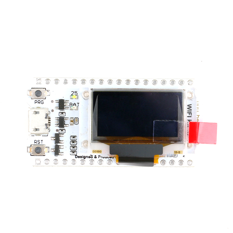 ESP32 Bluetooth WIFI Kit OLED Blue 0 96 inch Display Module CP2102 32M  Flash 3 3V-7V Internet Development Board for Arduino