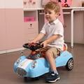 Новые дети shilly автомобиль с музыкой ходунки автомобиля glide самокат игрушки детские игрушки buggiest качели покачиваясь автомобиля для 1-10 лет