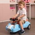 Nuevos niños shilly coche con música andador de planeo juguetes vespa buggiest juguete del bebé columpio agitación balanceo del vehículo para 1-10 años