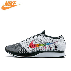 Nike Flyknit Racer Be True Men's Breathable New Arrival Authentic Running Shoes Sports Sneakers 902366-100
