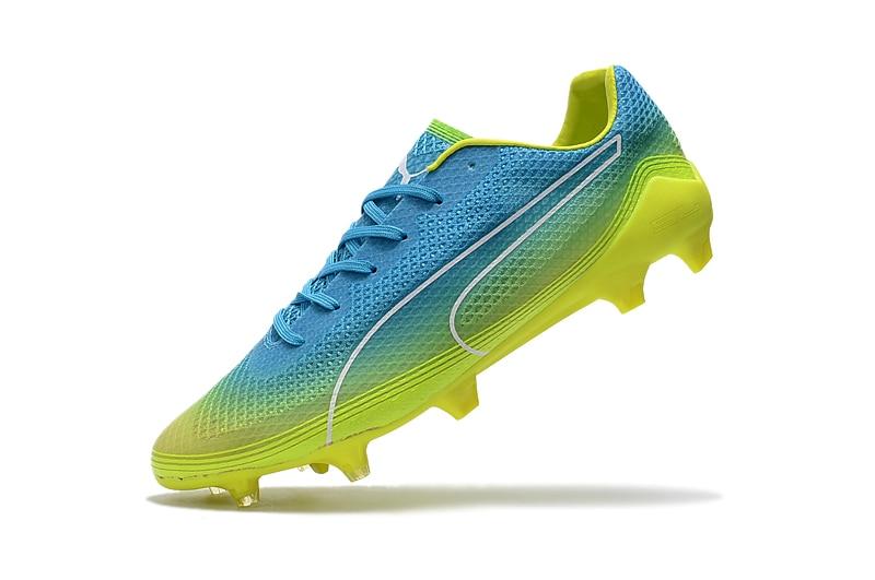 New Arrival Puma evoSPEED Fresh FG Soccer Shoes Breathable Sneakers Badminton Shoes size39-45 puma puma evospeed 5 4 it