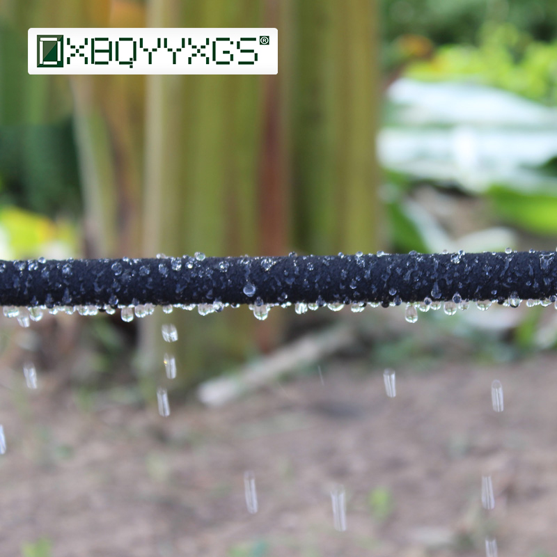 7.5/15m Gardening Soaker device watering hose Agriculture plant Drip irrigation Kits Orchard micro spraying water seepage pipe|Watering Kits| |  - title=