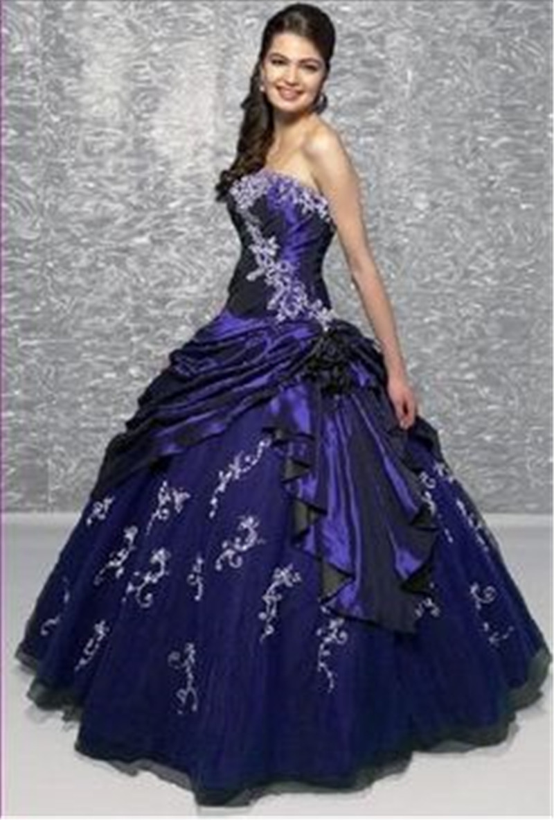 d9ddfbd4472 In Stock Bustle Gown Red Corset Masquerade Gothic Quinceanera Dress ...