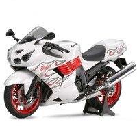 Assembly Model Motorcycle 14112 1/12 Kawasaki Ninja ZX 14 Bikes