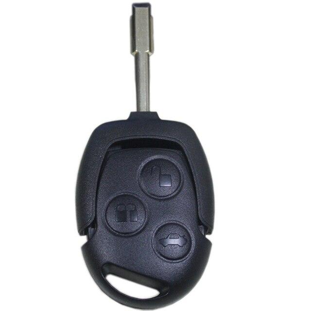 Замена Замками Автомобиль Дистанционного Глава Высокий Уровень Безопасности Комбо для Ford