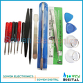 for iphone samsung Nokia HTC sony LG lenovo huawei ZTE opening tools repair tools,for all mobile phone,15pcs/set,best quality