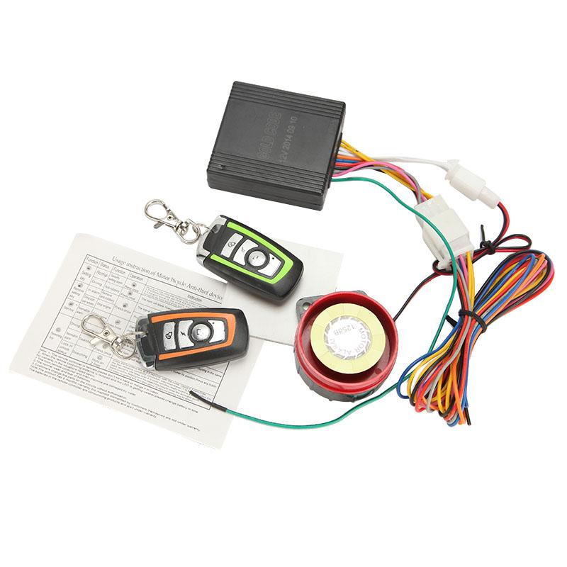 Scooter-Motorcycle-Bike-Alarm-System-Moto-Anti-theft-Security-Alarm-Protection-with-4-Button-Remote-Control (2)