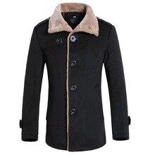 Шерстяные пальто для мужчин Мода Шерсти Clothings тонкий куртка Мужская Бизнес Случайный ветровка Осень зима Хорошее Качество Гент Жизни