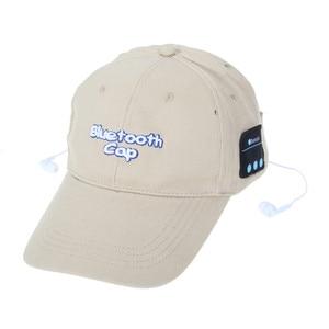 Image 5 - portable bluetooth earphone Headphone Headset Speaker Cotton Wireless Baseball Hat Music Cap For Women Men Casual Caps 5 Colors