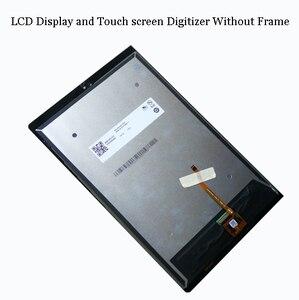 Image 3 - Для Lenovo YOGA Tab 3 10 Plus X703L X703F YT X703L YT X703X ЖК дисплей матричный экран Сенсорная панель дигитайзер в сборе с рамкой