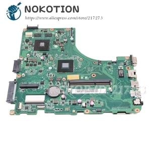 NOKOTION Laptop Motherboard for Acer aspire E5-411 E5-411G Main Board DAZQMBMB6B0 NBMRX11002 NB.MRX11.002 DDR3