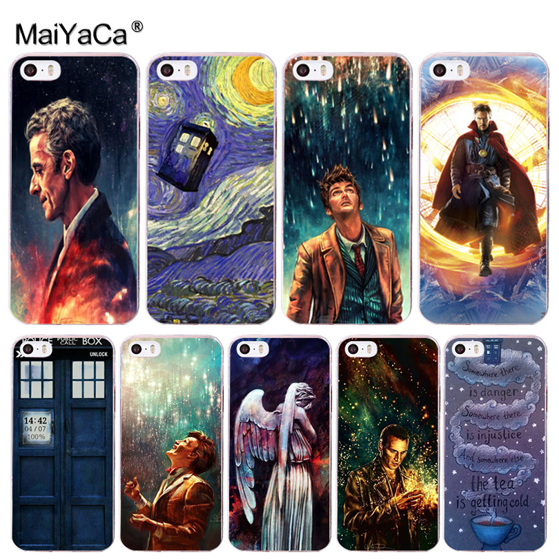 Cellphones & Telecommunications Enthusiastic Maiyaca Tardis Box Doctor Who Coque Shell Phone Case For Apple Iphone 8 7 6 6s Plus X 5 Xs Xr Xsmax Half-wrapped Case