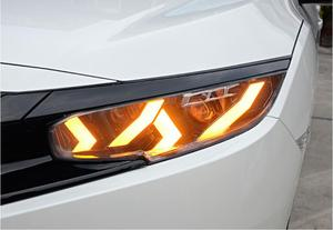 Image 1 - 2016 ~ 2018/2012 ~ 2015 ปีรถยนต์สำหรับ Civic ไฟหน้า, xenon hid/LED DRL หมอกสำหรับ Civic หัวโคมไฟ