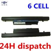 HSW 6 cellules nouvelle batterie d'ordinateur portable pour ACER Aspire 5745, 5745DG, 5745G, 5745 P 5820,5820G, 5820 T, 7745,7745G, 7745Z AS3820 AS5745 Bateria