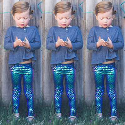 2017-Newly-Kid-Baby-Girl-Skinny-Fish-Scale-Leggings-Pencil-Pants-Trousers-Size-0-5T-1