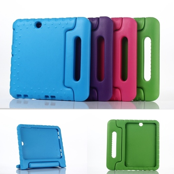 Case for Samsung Galaxy Tab S2 9.7 / T810 T815 hand-held Shock Proof EVA full body cover Kids Children Silicone para shell coque - discount item  35% OFF Tablet Accessories