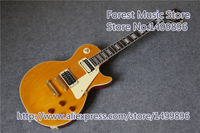 High Quality China OEM Marc Bolan Signature LP Custom Electric Guitar With Golden Hardware Left Handed