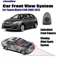 """Liandlee Für Toyota Matrix E140 2009-2013 2010 2011 2012 Auto Vorderansicht Kamera Zigarettenanzünder-schalter 4,3 """"LCD-Monitor"""