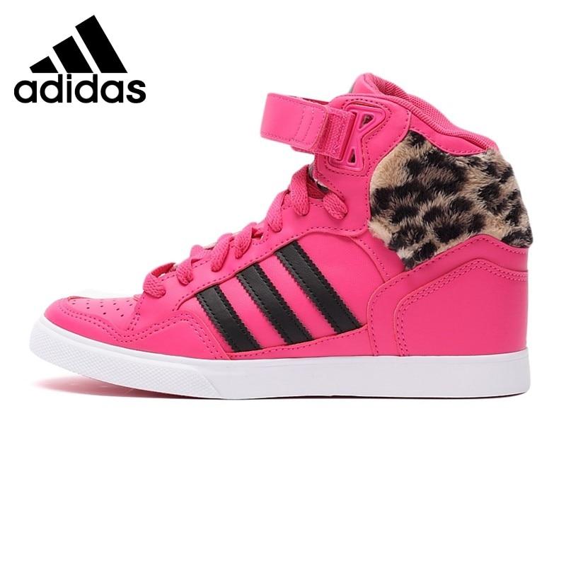 Prix pour D'origine Adidas Originaux Femmes de Planche À Roulettes Chaussures High top Sneakers