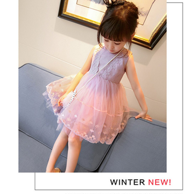 d553ef8b8 Aliexpress.com   Buy Girls Dress 2017 Brand Princess Dress ...
