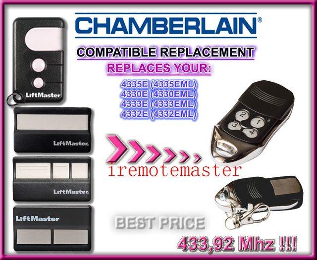 Aliexpress Buy Chamberlain Liftmaster 4330e 4330eml4332e