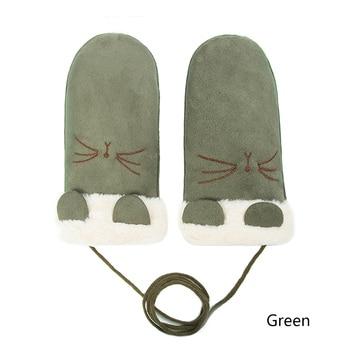 Βαμβακερά χειμερινά γάντια παιδικά για αγόρια Κορίτσια Παιδικά Ρούχα Ρούχα MSOW