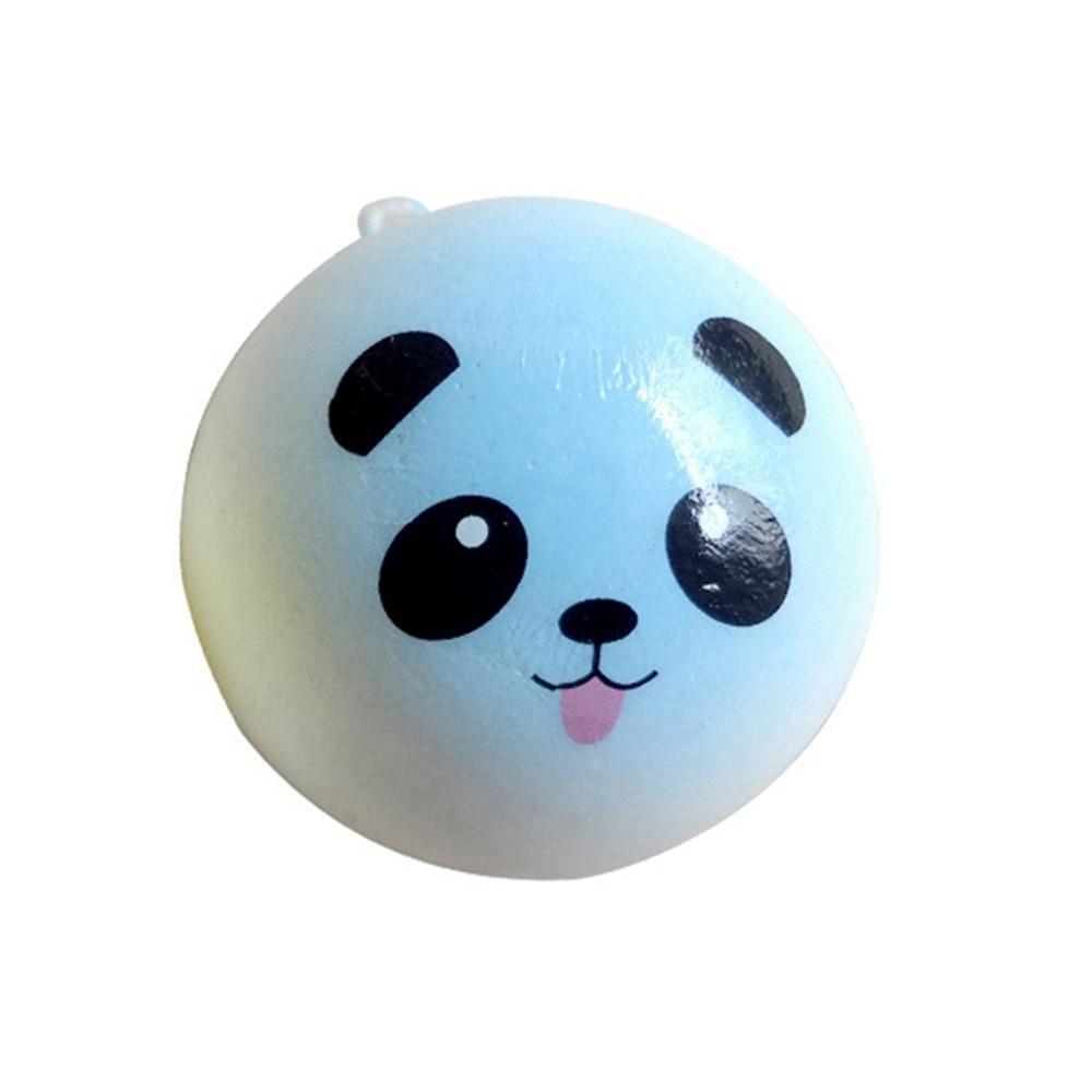 Antistress Squishy Panda Squishe Gadget Slowing Rising Popular Toys Children Fun Colourful Squisy Novelty Gag Stress Relief Joke