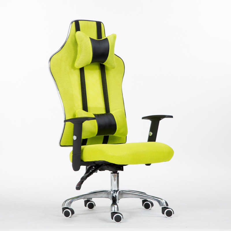 Modern Fashion Home Office Computer Chair Lifting Leisure Lying Chair Adjustable Ergonomic Gaming Chair Staff Meeting Chair high quality fashion ergonomic computer chair wcg gaming chair 180 degree lying leisure office chair lifting swivel cadeira